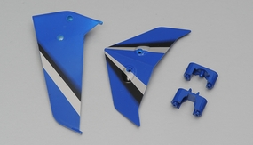 Tail decoration (Blue)