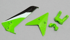 Tail Decoration  (Green) Version II 56P-S107-II-03-Green