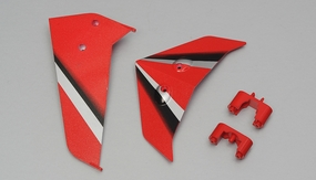 Tail decoration (Red)