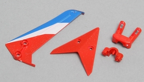 Tail Decoration (Red) Version II