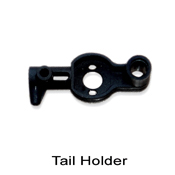 Tail holder