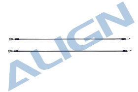 Tail Linkage Rod(White) HS1017