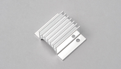 Tail motor heat sink