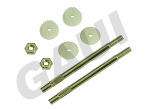 Tail Output Shaft Set(for belt version) GauiParts-203120