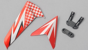 Tail Set (Red) 28P-F163-04-Red