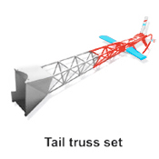 Tail Truss Set