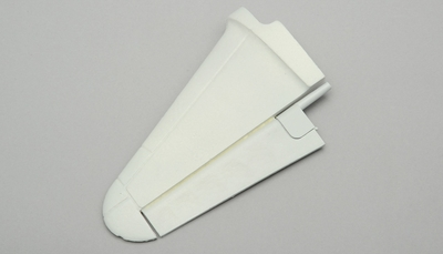 Tail Wing Left-light Grey