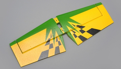 Tail Wing Set (Yellow)