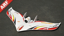 Tech One RC 3 Channel Neptune EDF RC Plane ARF Version (Red)