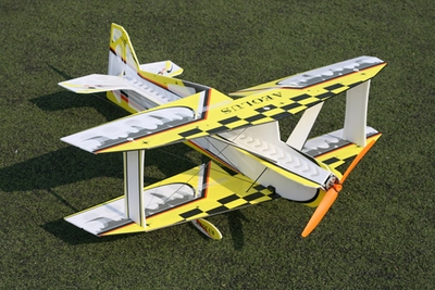 Tech One RC 4 Channel Aeolus Depron RC Airplane Kit Version