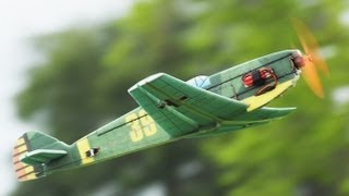 Tech One RC 4 Channel BF109  EPP ARF Version Plane kit + T2208 motor + ESC + servo + propeller RC Remote Control Radio