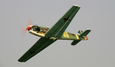 Tech One RC 4 Channel BF109  EPP RC Airplane Kit Version