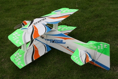 Tech One RC 4 Channel Energy  EPP RC Airplane Kit Version