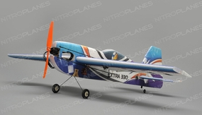 Tech One RC 4 Channel Extra 330 EPP RC Airplane Kit Version