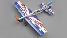 Tech One RC 4 Channel Extra 330 EPP RC Airplane Kit Version RC Remote Control Radio