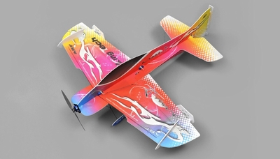 Tech One RC 4 Channel Malibu II Depron RC Airplane Kit Version