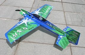 Tech One RC 4 Channel MXS RC Plane Depron Kit ONLY