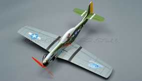 Tech One RC 4 Channel P51  EPP RC Airplane Kit Version