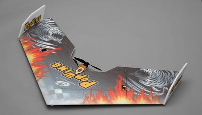 Tech One RC 4 Channel Pop Wing EPP RC Airplane Kit Version RC Remote Control Radio