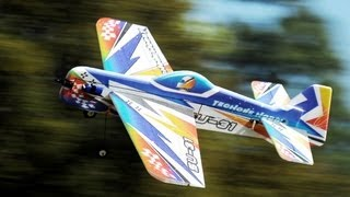 Tech One RC 4 Channel SU 31 EPP ARF Version Plane kit + AS2216 motor + ESC + 11g  servo + propeller RC Remote Control Radio
