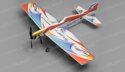 Tech One RC 4 Channel Swift EPP ARF Version Plane kit + AS2814 motor + ESC + 11g servo + propeller