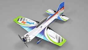 Tech One RC 4 Channel Yak54 Depron RC Airplane Kit Version RC Remote Control Radio