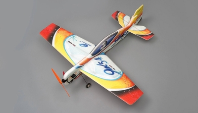 Tech One RC 4 Channel Yak54 EPP RC Airplane Kit Version RC Remote Control Radio