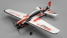 Tech One Sbach 342 1100mm Wingspan RC Plane 4 Channel EPP KIT