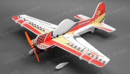 Tech One Yak 55 EPP 3D 4 Channel Plane Almost Ready to Fly