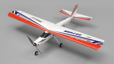TechOne Saturn 4 Channel RC EPO RC Airplane Kit w/ Motor (Red)