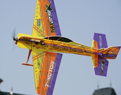 TechOne SU29 4 Channel RC Depron Plane ARF