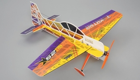 TechOne SU29 4 Channel RC Depron Plane Kit w/ Motor