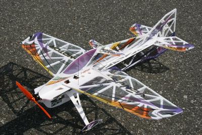 TechOne Venus X 4 Channel RC Depron Airplane KIT