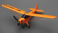 Tex RC  J3 Cub 3 Channel Airplane Almost Ready to Fly  Wingspan 700mm