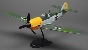 Tex RC  Mini Warbird BF109 4 Channel Almost Ready to Fly  Wingspan 650mm RC Remote Control Radio