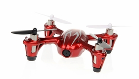The Hubsan X4 HD Camera 2.4ghz 4 Channel Mini R/C Quadcopter
