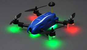 Top RC Hobby Kingdowin KDW280 FPV Racing Drone Quad RTF Ready to Fly (Blue)