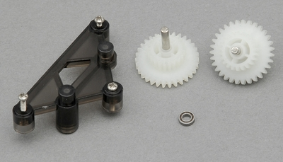 Transmission gear components