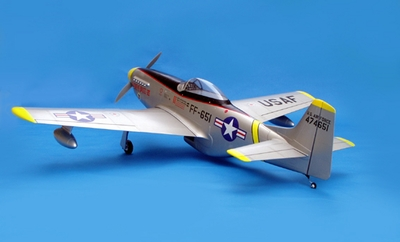 "U.S. Air Force P-51D Mustang 140 - 71.5"" Nitro Gas ARF RC Radio Remote Controlled CMPro Plane"
