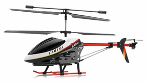 UDI U12A RC 3 Channel Helicopter Metal Version Electric w/ Camera RC Remote Control Radio