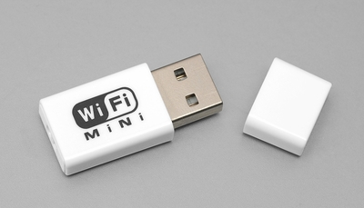 USB Portable WiFi Internet Hub for Windows 06P-202-WIFI-USB-Hub-White