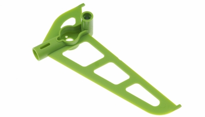 Vertical fin set (green)