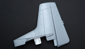 Vertical stabilizer 60P-T28-03-Grey