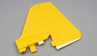 Vertical stabilizer(yellow)