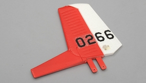 Vertical Tail (Red)