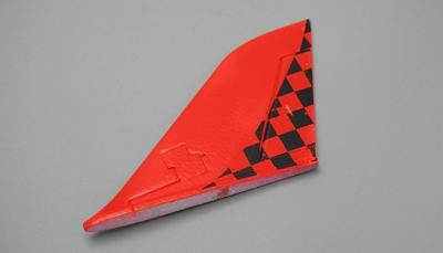 Vertical Tail (Red) 69A501-02-VerticalTail-Red