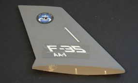 Vertical Tail (Right) Parts-ExceedF35_06A01-09-Vtail-R