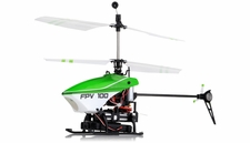 Walkera FPV 100 Mini Lama Co-axial 4 Channel Ready to Fly Helicopter RC