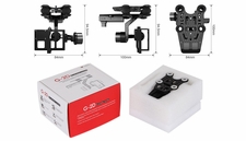 Walkera G-2D Gimbal System for Gopro Hero 3 Camera