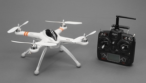 Walkera QR X350 RC Quadcopter Ready to Fly 2.4ghz 7 Channel RC Remote Control Radio